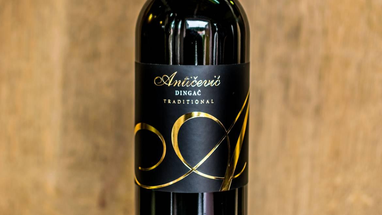 DINGAČ – Vintage red wine