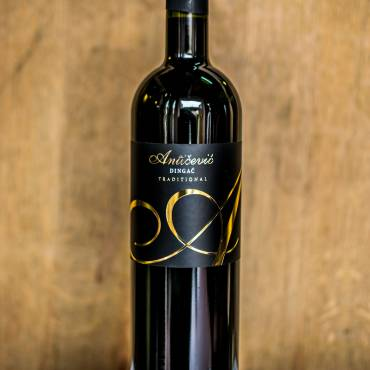 DINGAČ – Vintage red wine